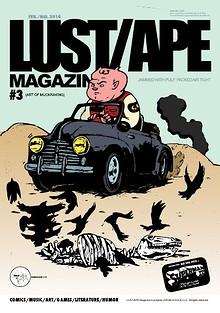 LUST/APE Magazine