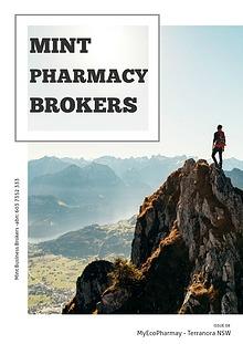 Highly Profitable Melbourne Eastern Suburbs Pharmacy