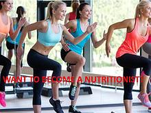 Want To Become A Nutritionist
