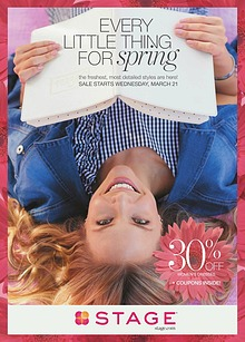 Every Little Thing for Spring 2018