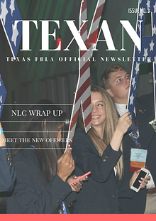 The Texan Issue 1