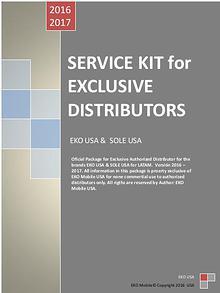 EKO & SOLE Exclusive Distributor Kit