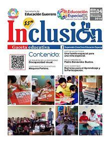 Inclusión. Gaceta Educativa