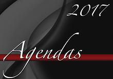 Agendas 2017 by tuagenda