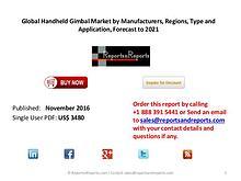 Global Handheld Gimbal Market Analysis by Key Manufacturers