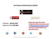 Analysis on How Taiwanese WLAN Market shipment