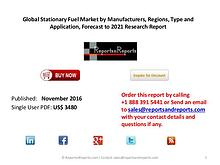 Stationary Fuel Market Key Manufacturers Industry Overview