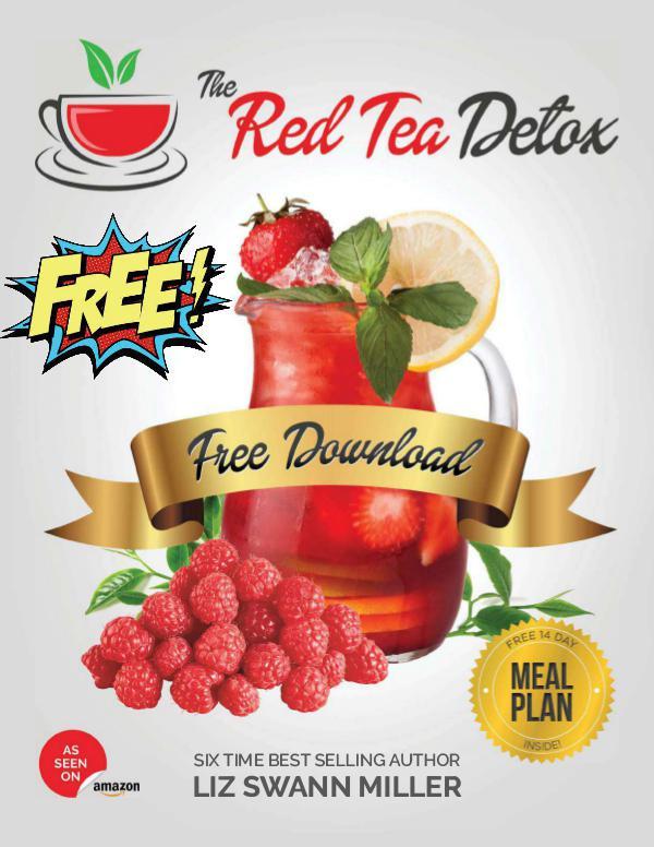 RED TEA DETOX PROGRAM PDF FREE DOWNLOAD 2018