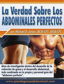 La Verdad Sobre Los Abdominales Perfectos Pdf Español Gratis