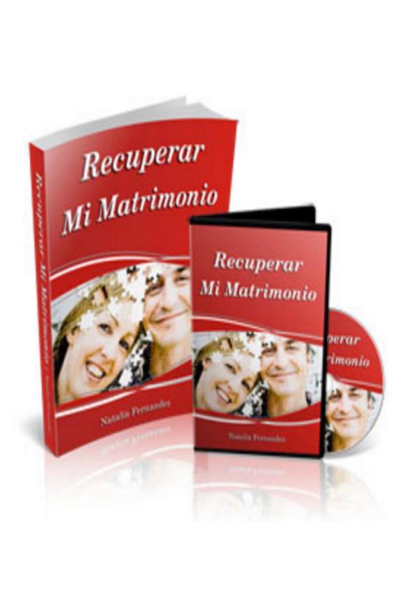 RECUPERAR MI MATRIMONIO PDF GRATIS 2020