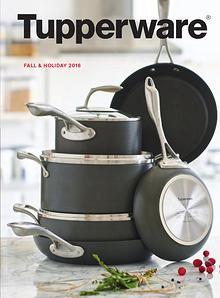 Tupperware Brochures & Catalogs 2016