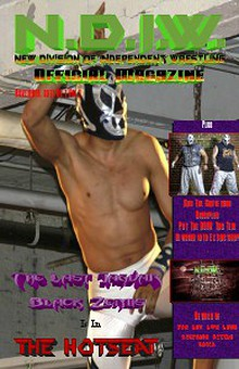 NDIW Wrestling Magazine