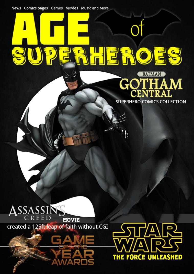 Age of Superheroes