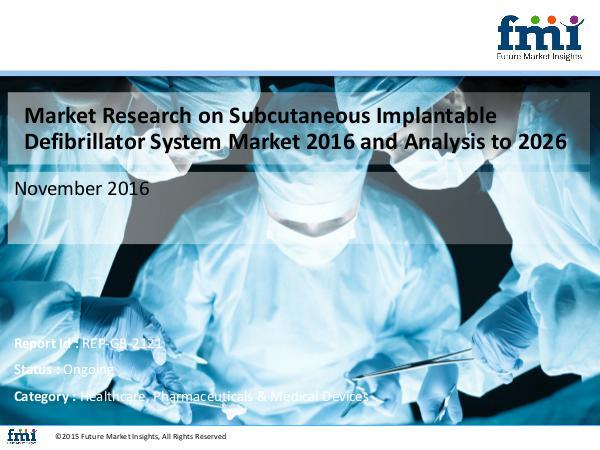 FMI Subcutaneous Implantable Defibrillator System Mark