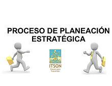Proceso de Planeación Estratégica