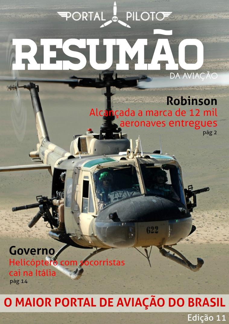Resumão - Portal do Piloto Edição 11