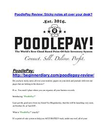 PoodlePay review and $26,900 bonus - AWESOME!