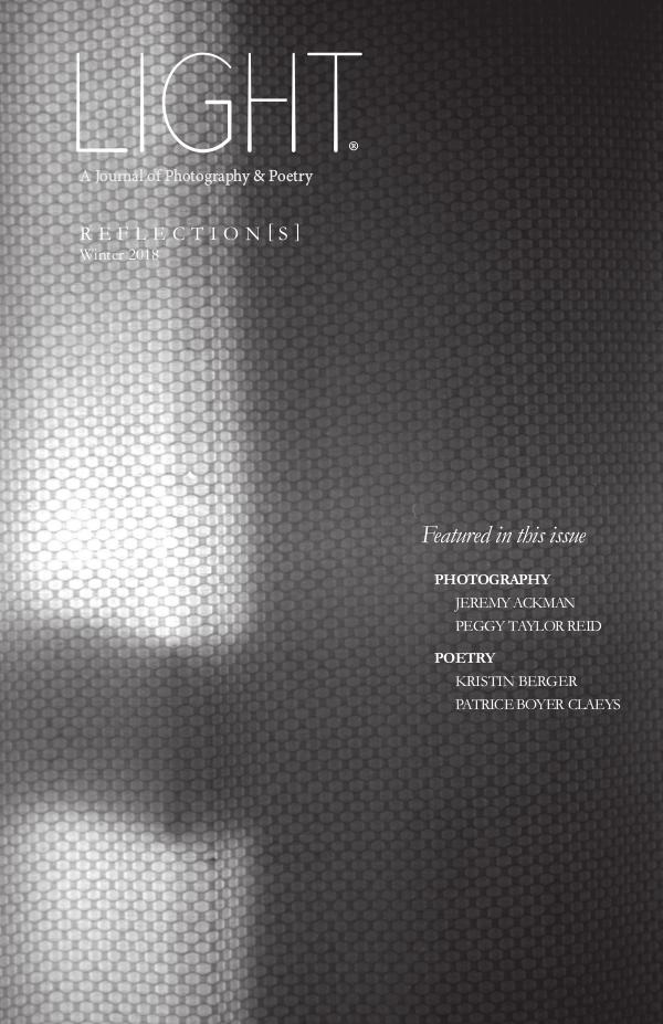 Light - A Journal of Photography & Poetry 05 | Reflection[s]