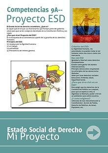 Proyecto competencias Ciudadanas 9A