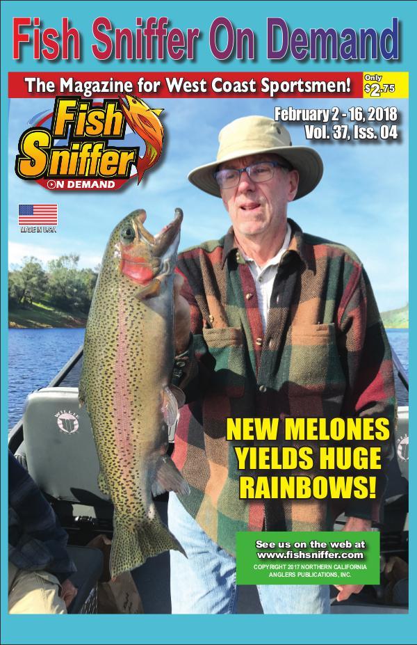Fish Sniffer On Demand Digital Edition Issue 3704 Feb 2-16, 2018