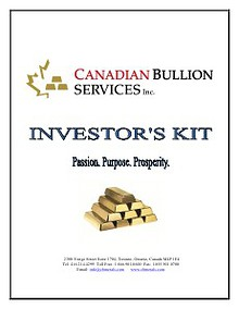 Canadian Bullion Services