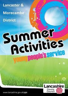 Summer Activities 2013