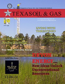 Texas Oil & Gas Magazine