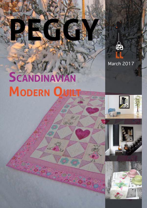 Peggy Scandinavian Quilt March 2017