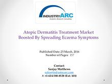 Atopic Dermatitis Treatment Market | IndustryARC