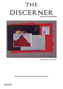 The Discerner Art Publication - April issue 2018