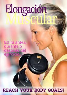 Elongación Muscular. G.C.R.B