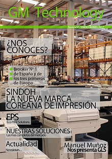 Revista Enero Marzo 2017 GM Technology