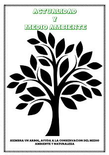 MEDIO AMBIENTE Y ACTUALIDAD