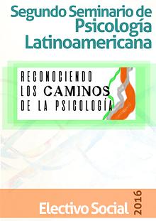 Segundo Seminario de Psicología Latinoamericana
