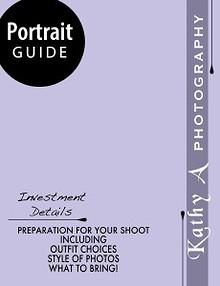 Portrait Info Guide