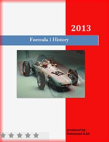 formula1 history