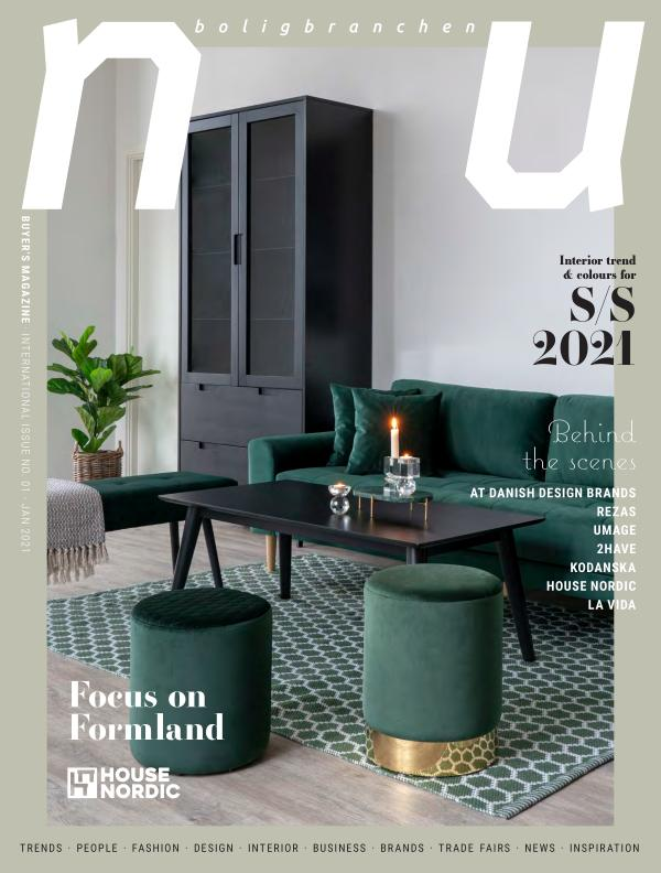 NU International Dec 20/Jan 21, interior part NU buyer's magazine no 01 2021