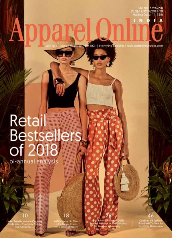 Apparel Online India Magazine July 2nd Issue 2018