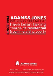 Adams & Jones