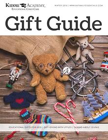Kiddie Academy's 2016 Educational Gift Guide Part I
