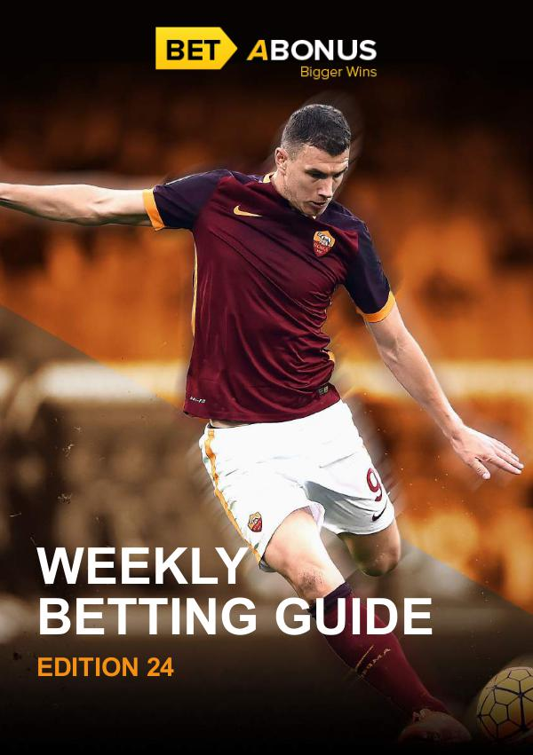 Weekly Betting Guide 23