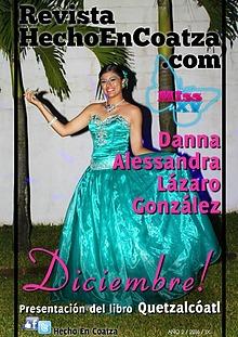 Revista HechoEnCoatza.Com Noviembre 2016