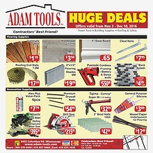 Adam Tools-Safety Supplies
