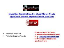 School Bus Industry: Market Supply, Size, Industry Growth and Market