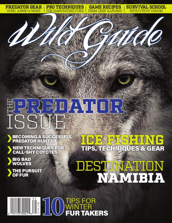 Wild Guide - Winter 2017
