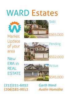 WARD Estates issue 1