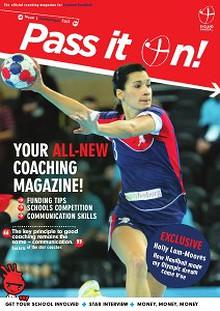 England Handball archive