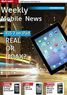 Weekly Mobile News
