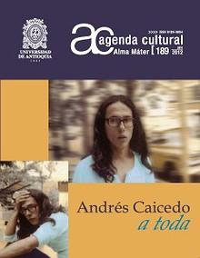 Agenda Cultural UdeA - Año 2012