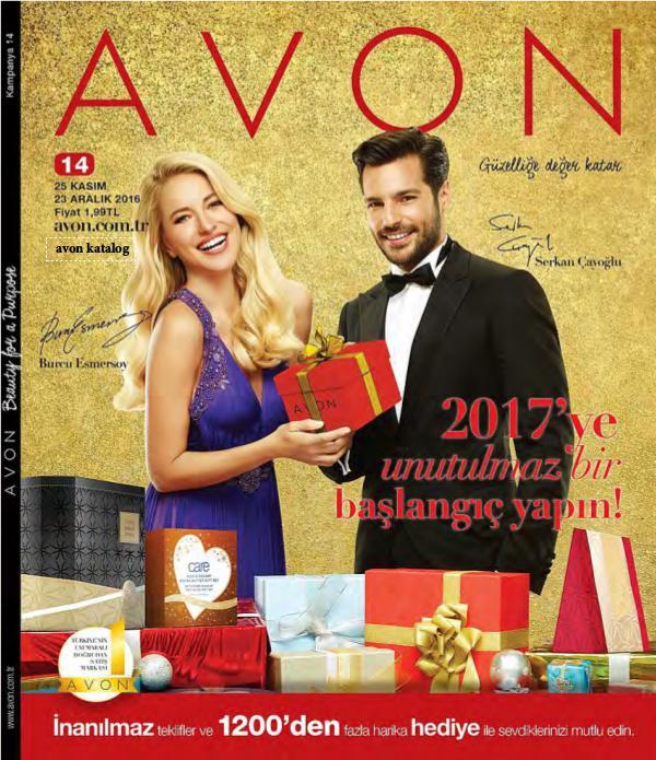 Avon Aralık Kataloğu 2016 Online İnceleme Online avon kataloğu aralık 2016'ya özel fırsatlar